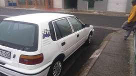 Car motor is done over new tyres car is behind 11 months