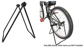 New Foldable Bicycle Rack Stand for Repair or Storage