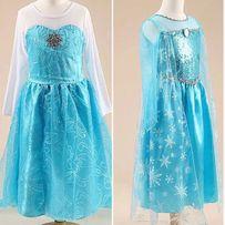 Платье Эльзы для девочки