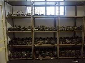 Second Hand Motor Vehicle Spares