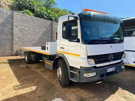 2006 Mercedes-Benz Atego 1517 Rollback