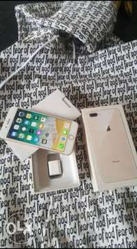 iPhone 8 Plus 256gb a month old 0