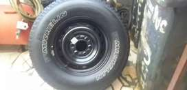 Ford Ranger Spare wheel (With Tyre)