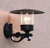 Kinkiet, lampa ogrodowa - nowość klosz
