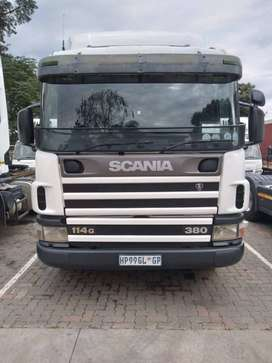 Scania 114 G For Sale