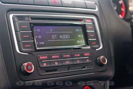 Оригинальная магнитола c BLUETOOTH/VW SKODA RCD320(RCN320)RСD210