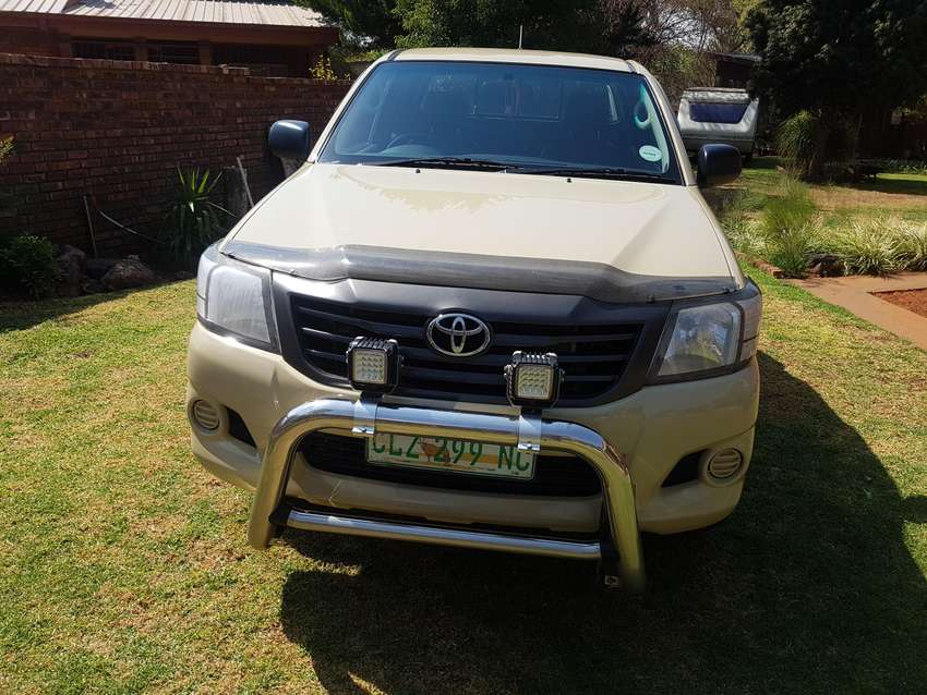 2015 TOYOTA HILUX KING CAB 2.5 0