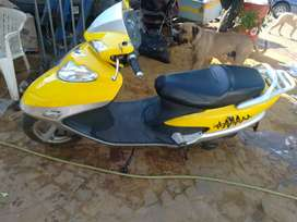 Jonway Scooter R6500