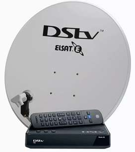 We install DSTV, and CAMERAS