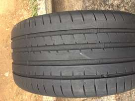 255/35/R18 Good Year Tyres