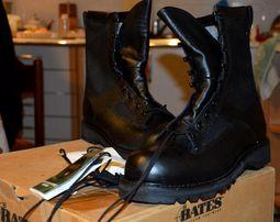 Армейские тактические ботинки, берцы (Bates)