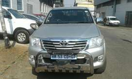 2013 Toyota Hilux 2.7  Double Cap  for sale
