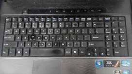 Gigabyte Laptop Keyboards