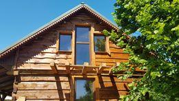 Stare Drewniane Domy z Lubelszczyzny