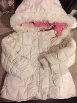 Демисезонная тёплая куртка, курточка ТМ Mothercare, 1 год