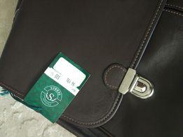 Кожаный портфель . Франция