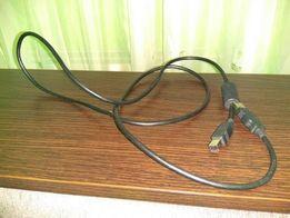 USB кабель для принтера, сканера.