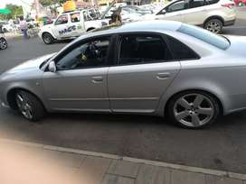 I'm selling my audi A4 S line, I'm keen to exchange