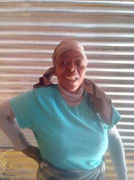 Mature and hardworking maid,nanny from Lesotho needs stay in job