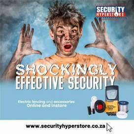 Secure your perimeter with shockingly effective security!