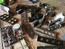 радиатори под разние транзистори