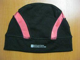 женская флисовая шапка mountain warehause размер M-L