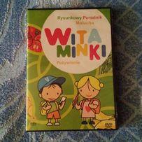Bajka na DVD Witaminki