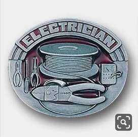 LICENSED AND REGISTERED ELECTRICIAN