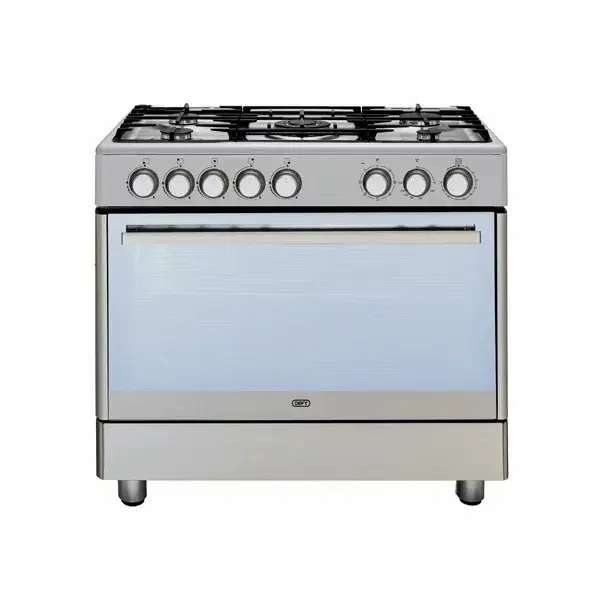 Defy 90cm Stainless Steel Gas/Electric Stove 0