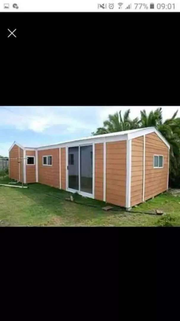 Wendy Nutec And Timber house in 0