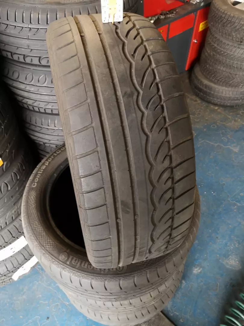 Letní pneu 245/45r18 0