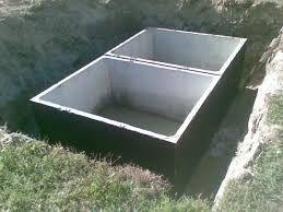 Zbiornik betonowy (szambo) Tanio, Atest PZH, Aprobata ITB Radzymin - image 3