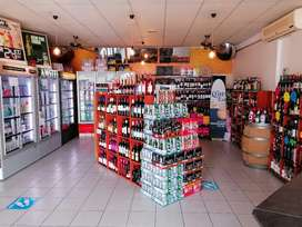 Prime Location Liquor Store For Sale.
