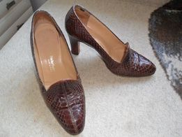 Włoskie markowe buty