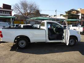2009 Toyota Hilux 2.5 D-4D Single Cab