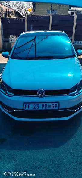 VW polo 1.2TSI for sale with sunroof