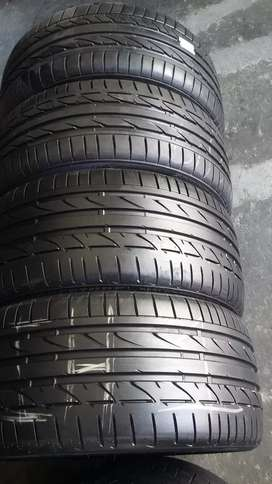 A good set of BMW F30 tyres for sale