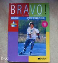 Bravo, podręcznik do języka francuskiego