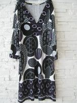 sukienka okazja tanio nowa 40 L boho vintage Zara Mango Orsay Mohito