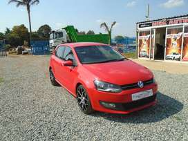 2011 VW Polo 6 1.6 with 81000km