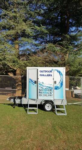MOBILE SHOWERS FOR HIRE IN KZN