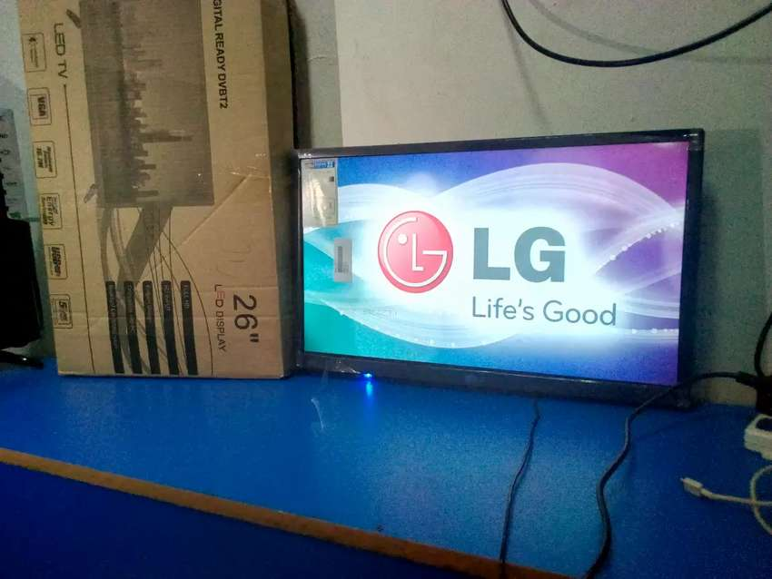 Brand new lg 26 inches digital flat screen 0