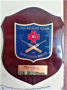 New South Wales Cricketers Club Shield