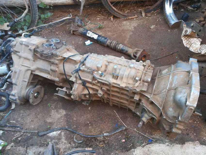 Ford Ranger manual gearbox for sale. TDCI 3.0 0