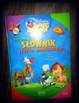 Magic English Moj pierwszy słownik języka angielskiego + 2 płyty CD