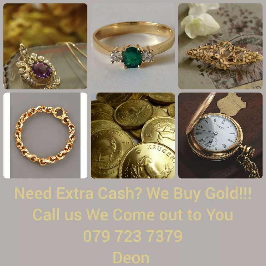 Need Extra Cash? We Buy Gold!!! 0