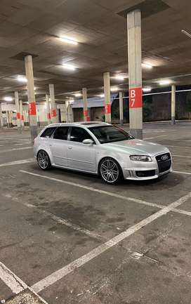 WANTED: B7 RS4 AVANT