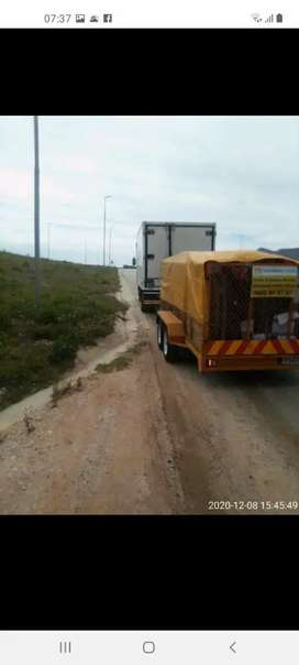 Port Elizabeth to Cape Town: Furniture Removals