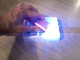 Powerbank z efektowną funkcją ZZzz oraz latarką 2600mAh