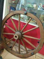 Світильник з возового колеса старовинний діаметр 78 см